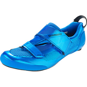Shimano SH-TR9 Bike Shoes, blue